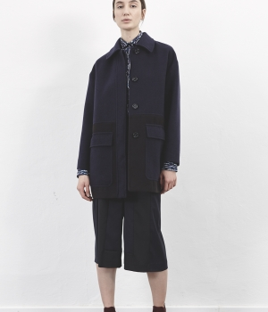 COAT ADW3030C - SHIRT ADW4093 - CROPPED PANTS ADW7079C